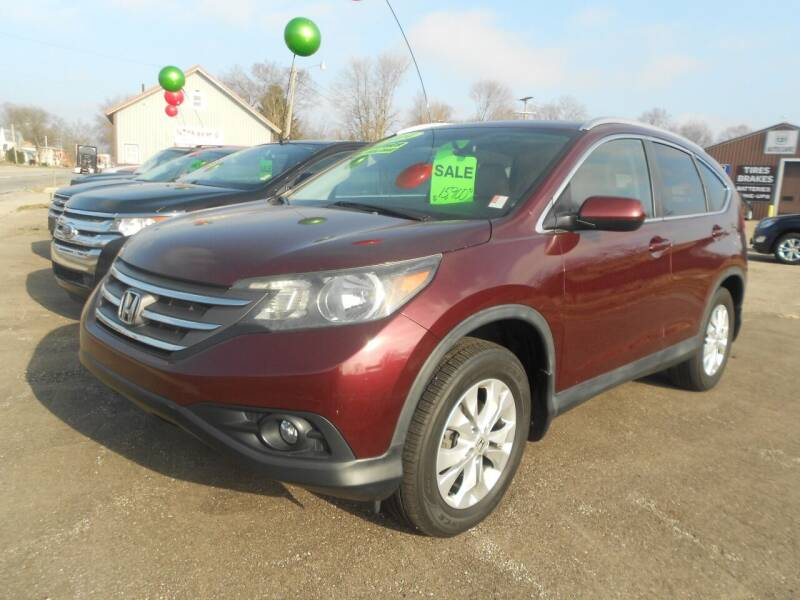 2014 Honda CR-V for sale at Mark's Sales and Service in Schoolcraft MI