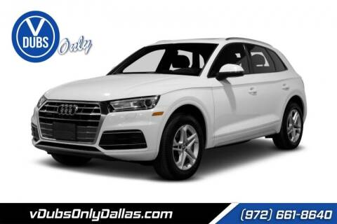 2018 Audi Q5 for sale at VDUBS ONLY in Dallas TX