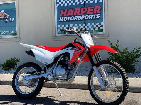 2018 Honda CRF125 for sale at Harper Motorsports-Powersports in Post Falls ID