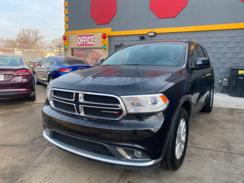 2015 Dodge Durango for sale at Matthew's Stop & Look Auto Sales in Detroit MI