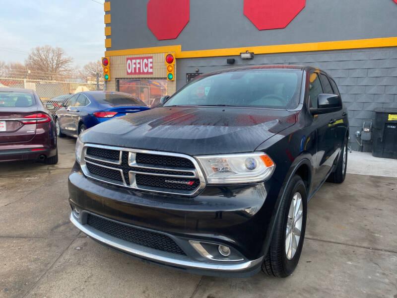2015 Dodge Durango for sale at Matthew's Stop & Look Auto Sales in Detroit MI