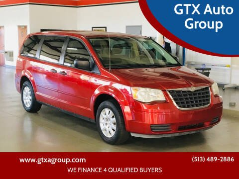 2008 Chrysler Town and Country for sale at GTX Auto Group in West Chester OH