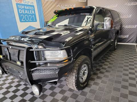 2002 Ford Excursion for sale at X Drive Auto Sales Inc. in Dearborn Heights MI