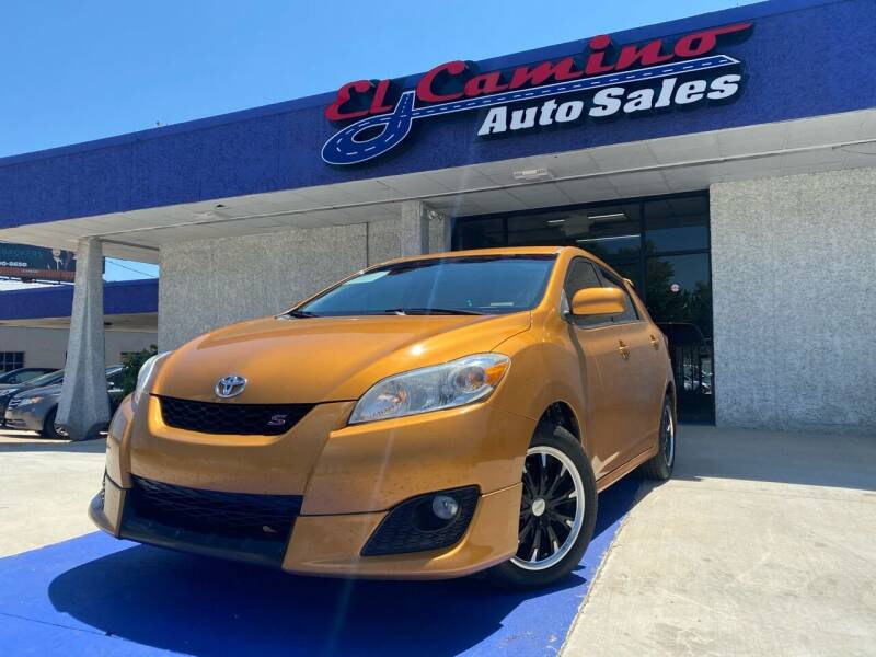 2010 Toyota Matrix for sale at Global Imports Auto Sales in Buford GA