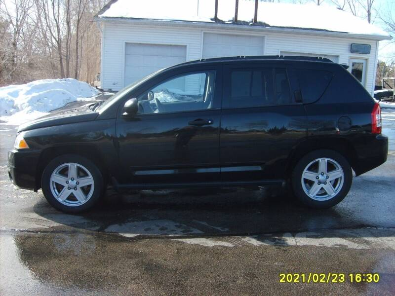 2009 Jeep Compass for sale at Northport Motors LLC in New London WI