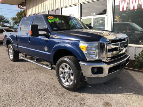 2012 Ford F-250 Super Duty for sale at Lee Auto Group Tampa in Tampa FL