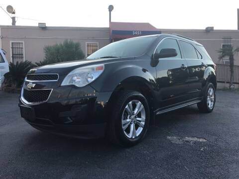 2011 Chevrolet Equinox for sale at Saipan Auto Sales in Houston TX
