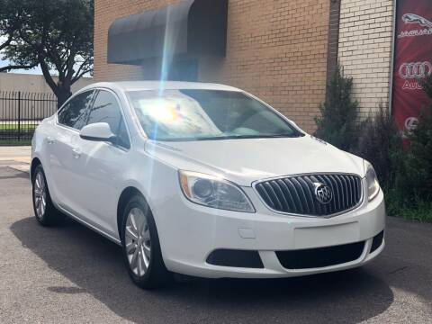 2015 Buick Verano for sale at Auto Imports in Houston TX