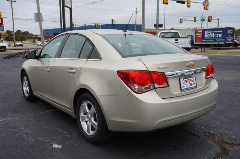 2014 Chevrolet Cruze LT Fleet 4dr Sedan w/1FL - Tulsa OK