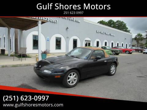 1993 Mazda MX-5 Miata for sale at Gulf Shores Motors in Gulf Shores AL