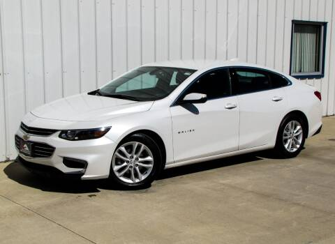 2018 Chevrolet Malibu for sale at Lyman Auto in Griswold IA