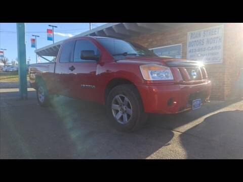 2008 Nissan Titan for sale at PARKWAY AUTO SALES OF BRISTOL - Roan Street Motors in Johnson City TN