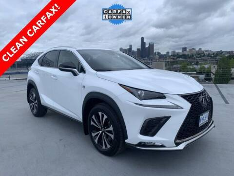 2021 Lexus NX 300 for sale at Toyota of Seattle in Seattle WA