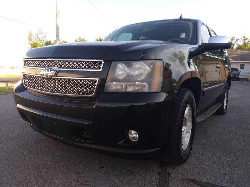 2010 Chevrolet Tahoe for sale at Empire Auto Remarketing in Shawnee OK