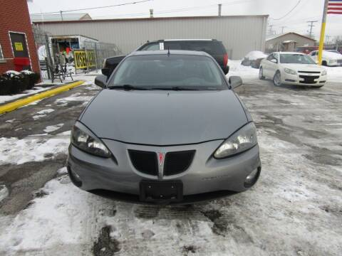 2004 Pontiac Grand Prix for sale at X Way Auto Sales Inc in Gary IN