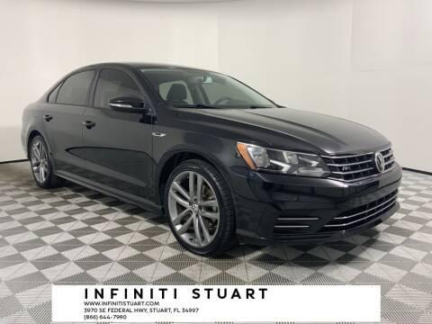 2018 Volkswagen Passat for sale at Infiniti Stuart in Stuart FL