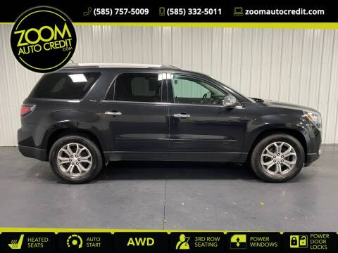 2015 GMC Acadia for sale at ZoomAutoCredit.com in Elba NY
