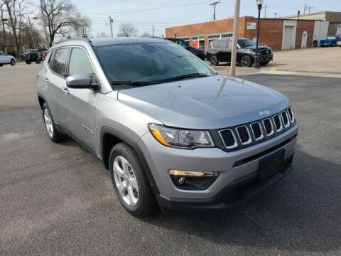 2021 Jeep Compass for sale at LeMond's Chevrolet Chrysler in Fairfield IL