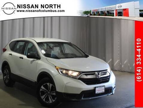2017 Honda CR-V for sale at Auto Center of Columbus in Columbus OH