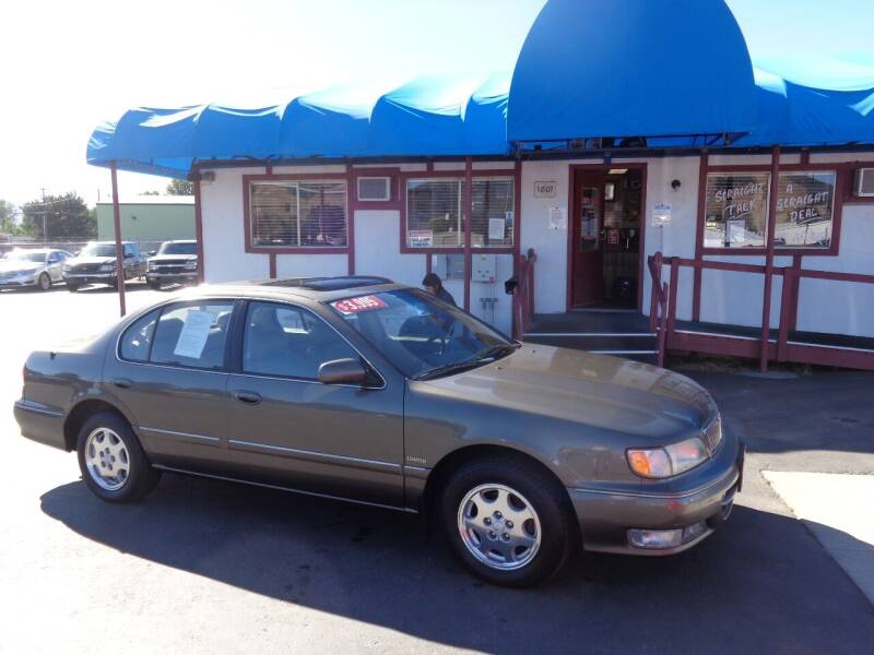 1999 Infiniti I30 for sale at Jim's Cars by Priced-Rite Auto Sales in Missoula MT