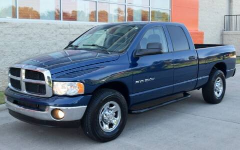 2004 Dodge Ram Pickup 2500 for sale at Raleigh Auto Inc. in Raleigh NC