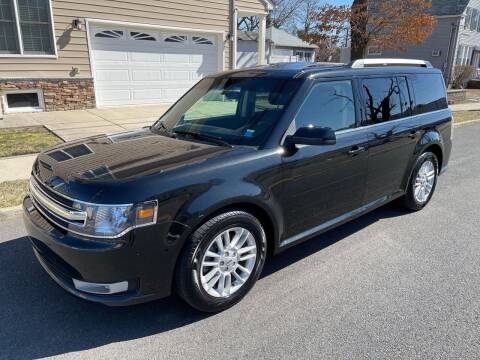 2014 Ford Flex for sale at Jordan Auto Group in Paterson NJ