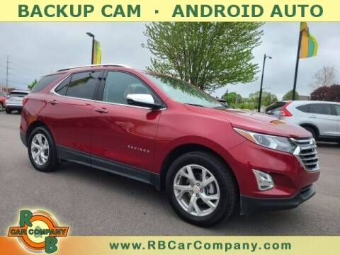 2021 Chevrolet Equinox for sale at R & B Car Company in South Bend IN