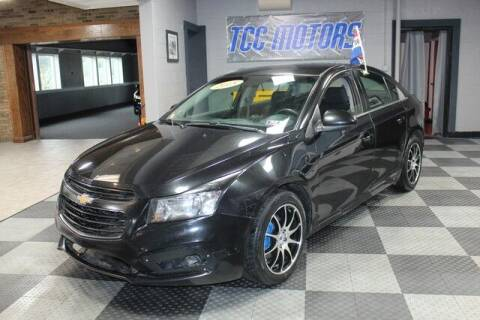 2015 Chevrolet Cruze for sale at TCC Motors in Farmington Hills MI