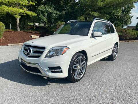 2013 Mercedes-Benz GLK for sale at Robinson Motorcars in Hedgesville WV