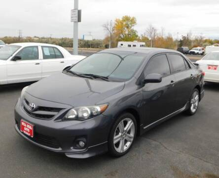 2013 Toyota Corolla for sale at Will Deal Auto & Rv Sales in Great Falls MT