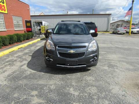 2010 Chevrolet Equinox for sale at X Way Auto Sales Inc in Gary IN