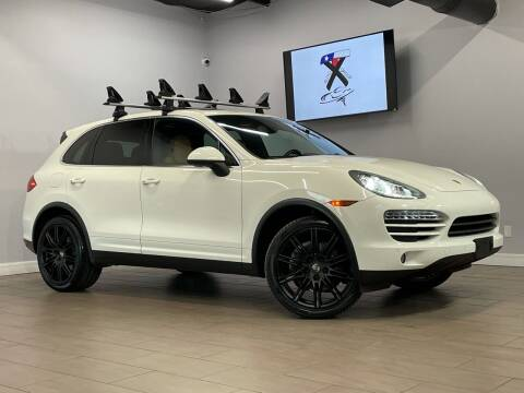 2011 Porsche Cayenne for sale at TX Auto Group in Houston TX