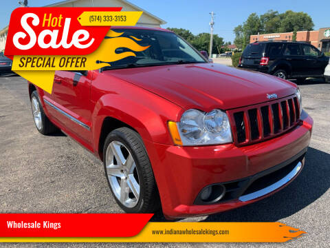 2006 Jeep Grand Cherokee for sale at Wholesale Kings in Elkhart IN