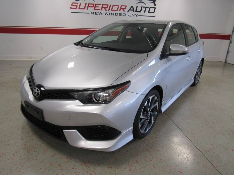 2017 Toyota Corolla iM for sale at Superior Auto Sales in New Windsor NY