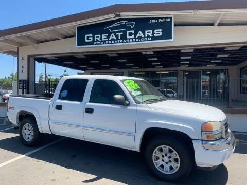 2006 GMC Sierra 1500 for sale at Great Cars in Sacramento CA