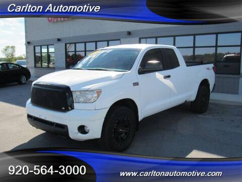 2010 Toyota Tundra for sale at Carlton Automotive Inc in Oostburg WI