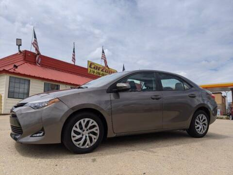 2017 Toyota Corolla for sale at CarZoneUSA in West Monroe LA
