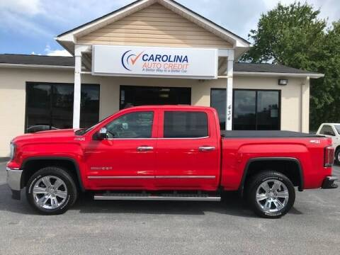 2017 GMC Sierra 1500 for sale at Carolina Auto Credit in Youngsville NC