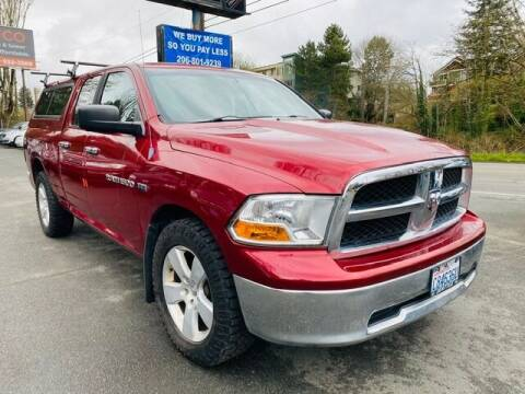 2011 RAM Ram Pickup 1500 for sale at Sport Motive Auto Sales in Seattle WA