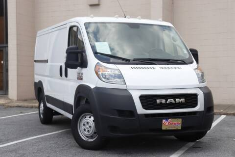 2019 RAM ProMaster Cargo for sale at El Compadre Trucks in Doraville GA