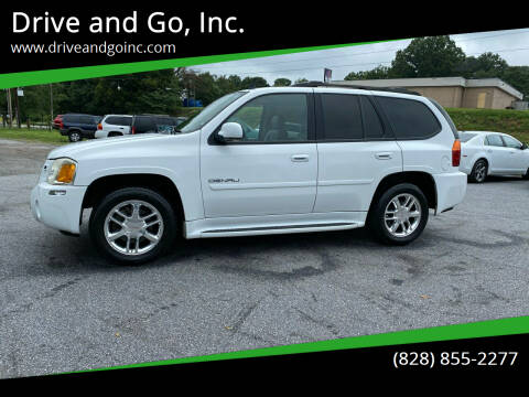 2006 GMC Envoy for sale at Drive and Go, Inc. in Hickory NC