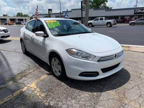 2015 Dodge Dart for sale at JBA Auto Sales Inc in Stone Park IL