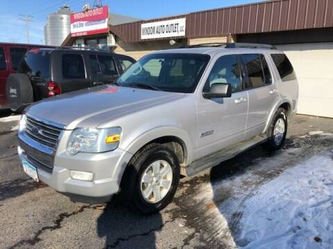 2008 Ford Explorer for sale at WINDOM AUTO OUTLET LLC in Windom MN