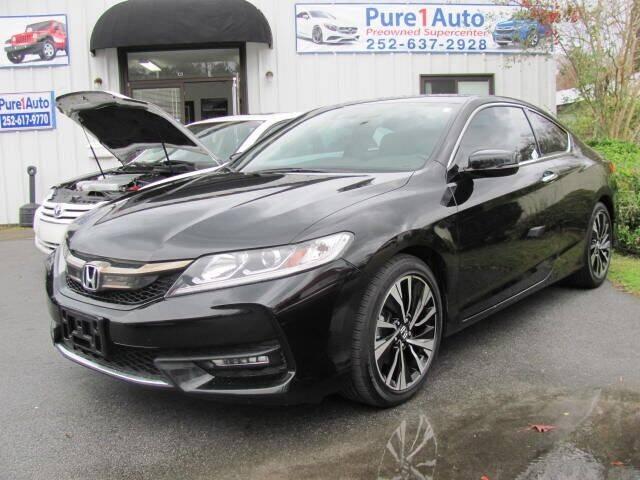 2016 Honda Accord for sale at Pure 1 Auto in New Bern NC