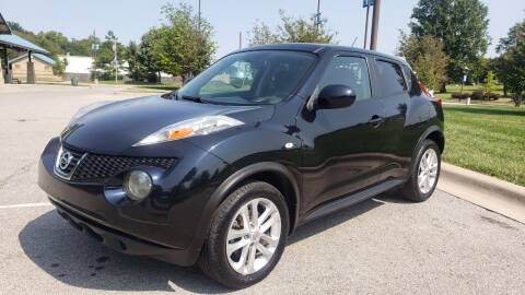 2011 Nissan JUKE for sale at Nationwide Auto in Merriam KS