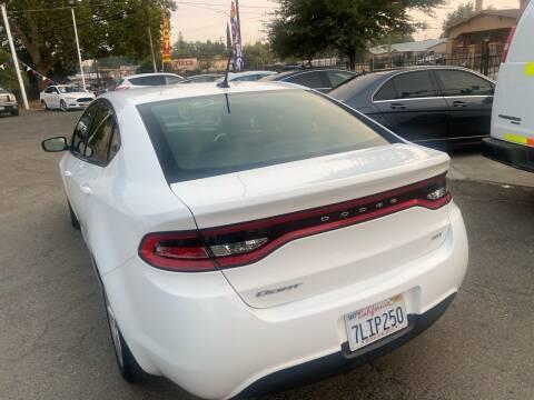 2015 Dodge Dart for sale at A1 Auto Sales in Sacramento CA