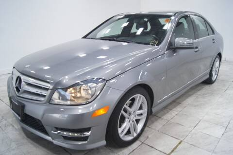 2012 Mercedes-Benz C-Class for sale at Sacramento Luxury Motors in Carmichael CA