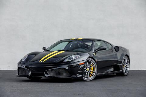 2009 Ferrari 430 Scuderia for sale at Nuvo Trade in Newport Beach CA