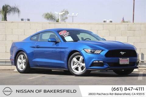 2017 Ford Mustang for sale at Nissan of Bakersfield in Bakersfield CA