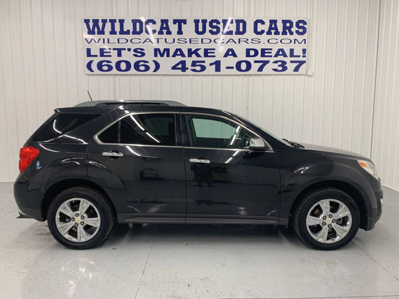 2011 Chevrolet Equinox for sale in Somerset, KY